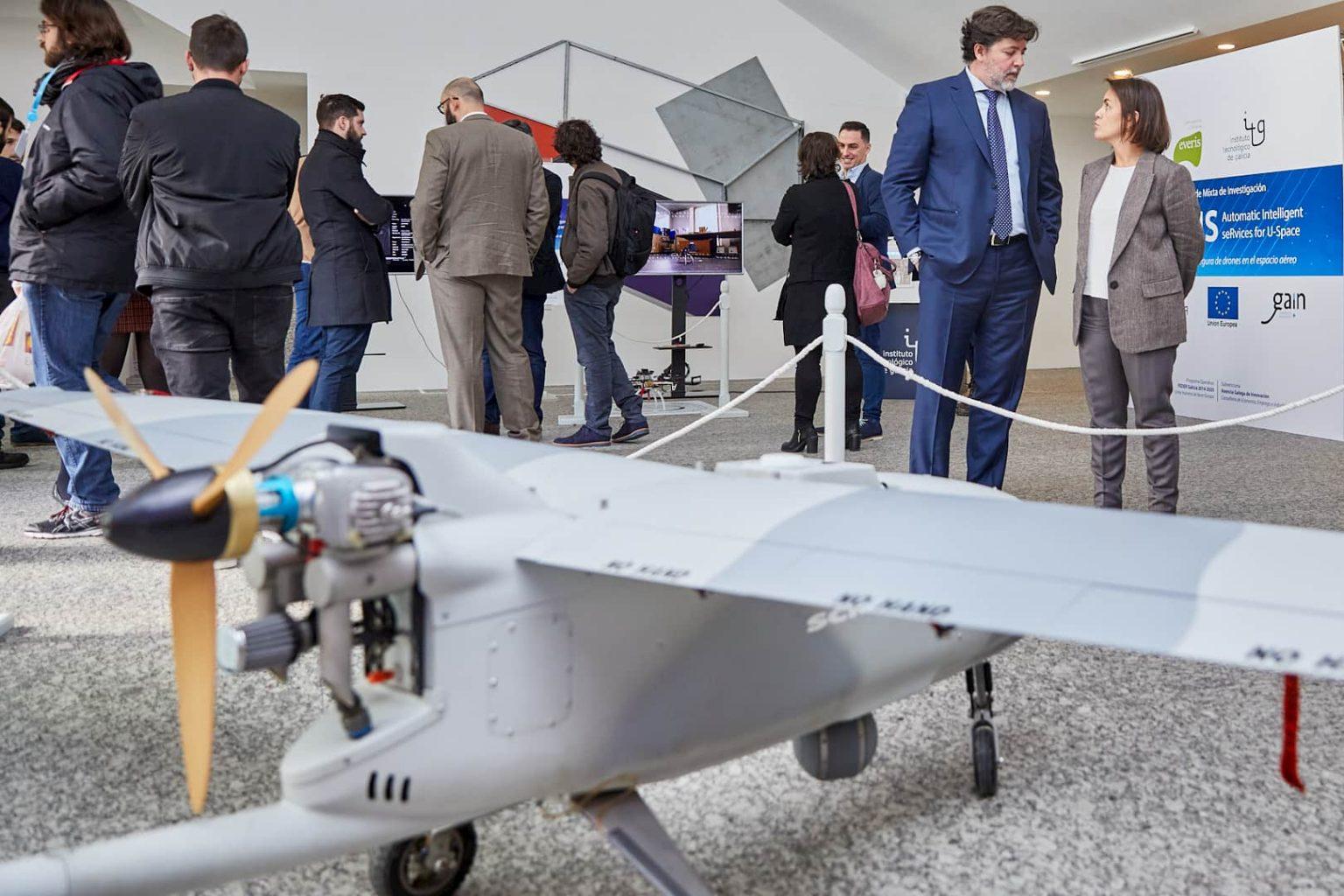 Presentación dron Airus