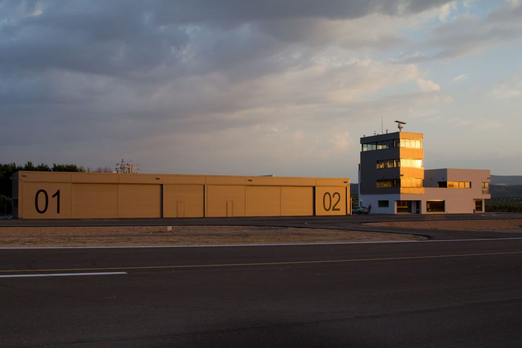 instalaciones CATEC