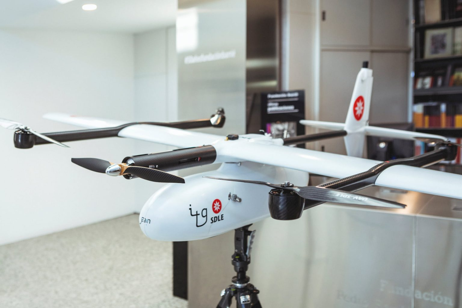 Presentación Drones ITG